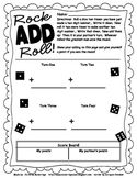 Double Digit Addition Games {Tic-Tac-Toe and a Dice Game-