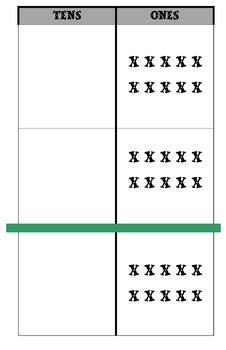 Double Digit Addition Mat