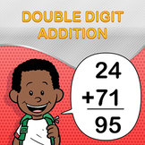 Double Digit Addition Worksheet Maker - Create Infinite Ma