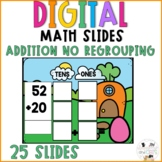 Double Digit Addition - No Regrouping - Google For Adding