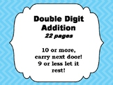 Double Digit Addition Regrouping