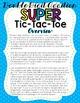 Double-Digit Addition SUPER Tic-Tac-Toe w/ & w/o Regrouping-w/ & w/o QR Codes