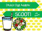 Double Digit Addition Scoot_Christmas Cookies