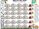 Double Digit Addition & Subtraction Practice Games (growing bundle)