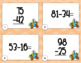 Double Digit Addition & Subtraction Task Cards