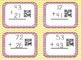 Double Digit Addition Task Cards (without regrouping) QR codes!