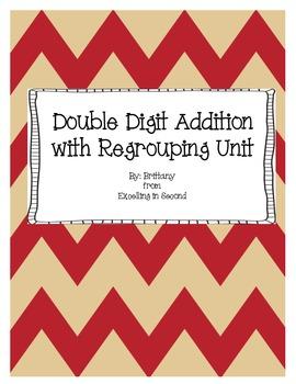 Double Digit Addition Unit