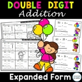 Double Digit Addition Without Regrouping Using Expanded Form