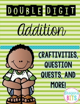 Double Digit Addition {With & Without Regrouping}