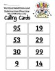 Double Digit Addition and Subtraction BINGO (with and without regrouping)