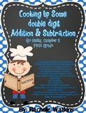 Double Digit Addition and Subtraction Go Math Chapter 8