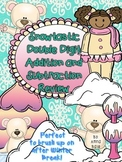 Double Digit Addition and Subtraction printables