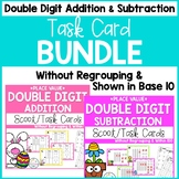 Double Digit Addition and Subtraction Without Regrouping T