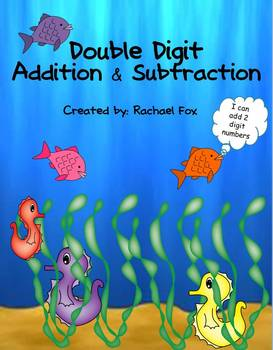 Double Digit Addition and Subtraction Unit