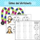 Penguin Double Digit Addition and Subtraction With Regrouping Task Cards