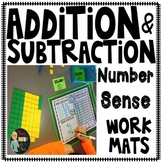 Double Digit Addition and Subtraction within 100 Number Sense