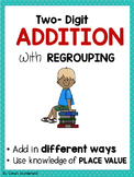 2nd Grade Addition with Regrouping Worksheets