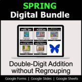 Double-Digit Addition without Regrouping - Digital Spring