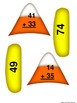 Double Digit Candy Corn Addition