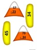 Double Digit Candy Corn Subtraction