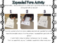 Double Digit Expanded and Standard Form Activities