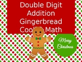 Double Digit Gingerbread Addition