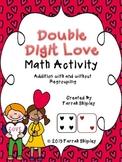 Double Digit Addition: Math Activity