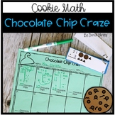 Math Center: Chocolate Chip Craze (double digit addition)