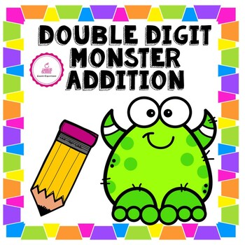 Double Digit Monster Addition