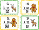 Double Digit Multiplication Christmas Task Cards wtih QR Codes
