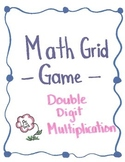 Double Digit Multiplication Grid Game