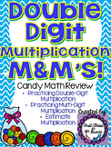 Double-Digit Multiplication M&M's (Candy Math)