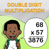 Double Digit Multiplication Worksheet Maker - Create Infin