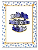 Double Digit Multiplication and Estimation Activities