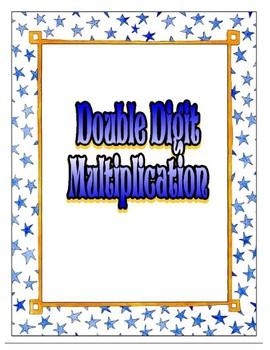 Double Digit Multiplication and Estimation Lesson Unit