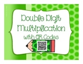 Double Digit Multiplication with QR Codes