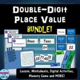 Double-Digit Place Value BUNDLE!