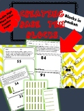 Double Digit Place Value Practice Pages
