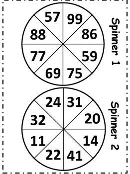 Double-Digit Subtraction