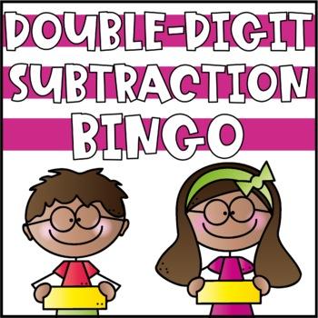 Double Digit Subtraction BINGO