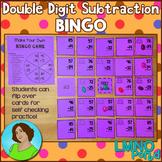 Double Digit Subtraction BINGO Game