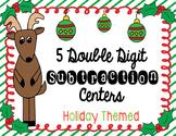 Double Digit Subtraction Centers