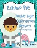 Double Digit Subtraction Game Eskimo Pie Memory