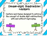 Double Digit Subtraction Masters