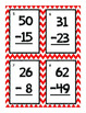 Double Digit Subtraction Scoot- with regrouping