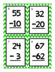 Double Digit Subtraction Scoot- without regrouping