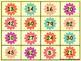 Double Digit Subtraction Springtime Connect Four Game