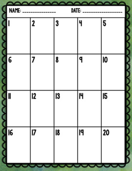 Double Digit Subtraction Task Cards