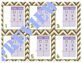 Double Digit Subtraction Task Cards & Scoot Game