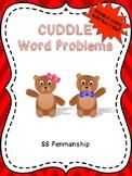 Double Digit Subtraction Word Problems